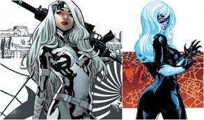 <b>Silver and Black</b> Cancelled; Black Cat, Silver Sable Standalones ...