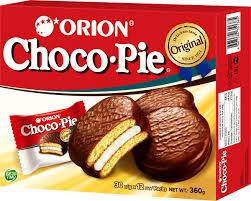 <b>Orion ChocoPie пирожное</b>, 360 г — купить в интернет-магазине ...