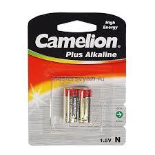 <b>Батарейка Camelion</b> Plus Alkaline <b>LR1</b> (N) 1.5V , 2 Pack купить в ...