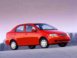 CHEVROLET Aveo/Kalos Sedan specs - 2004, 2005, 2006 - autoevolution