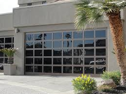 considering the high cost of housing in general in san go a premium glass garage door is a much smaller percentage of your home s overall cost