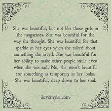 How To Tell A Woman She Is Beautiful Quotes Best of She Was Beautiful Enough Quotes Quotes