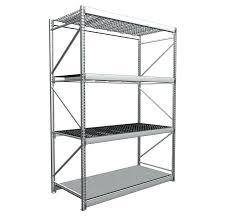 shelf rack pallet rack 6 shelf wire rack costco