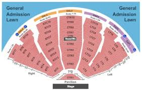 Dte Energy Seating Chart Clarkston Dte Energy Music Theatre Tickets And Dte Energy Music