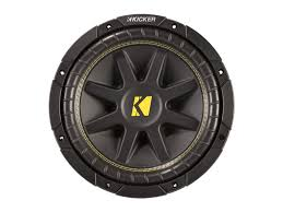 comp 10 inch subwoofer kicker®