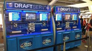 All Star Vending Machine Inspiration SelfServe Beer Vending Machines Are Coming To The Ballpark