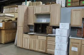 Unfinished Solid Wood Cabinets Pops Discount Building Materials
