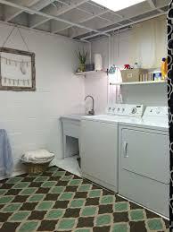 unfinished basement laundry room ideas june 2018 toolversed creative in 2 unfinished basement laundry room makeover d96 makeover