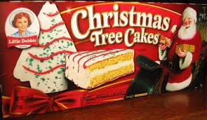 These came out so delicious and i highly recommend them if you love. Little Debbie Christmas Tree Cakes Christmas Tree Cake Tree Cakes Christmas Cake