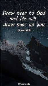 Draw Near to God wallpaper - Phone ...