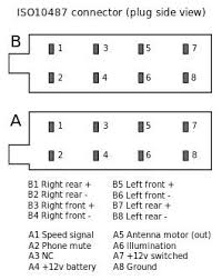 car radio wiring connector diagram Diagram Of Car Stereo Wiring iso car radio connector diagram of wiring up car stereo