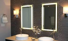 mirror with lights around it makeup mirror lights wall mounted with regarding integrated lighting prepare over mirror vanity lights