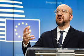 A Conversation with European Council President Charles Michel — Agenparl