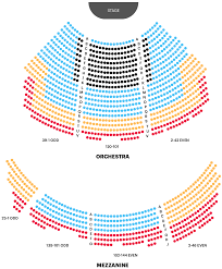 Hobby Center Seating Chart View Winter Garden Theatre Seating Chart Best Seats Pro Tips