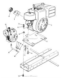 Toro 01 16kh01 sk 486 8 speed garden tractor 1982 parts diagram diagram single cylinder engine