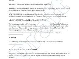 Beautiful Template For Partnership Images Mou Business Agreement ...