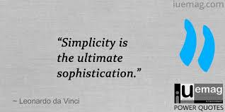 Da Vinci Quotes Simple 48 Leonardo Da Vinci Quotes To Convert Your Knowledge Into Wisdom