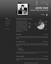 10 Best HTML Resume Templates