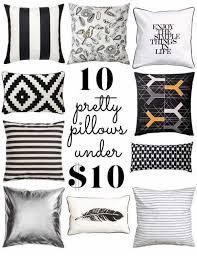 Cheap Decorative Pillows Under 10 Classy Luxury Decorative Pillows Under