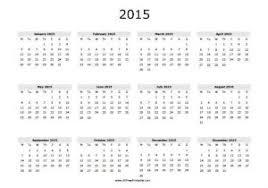 Online Calendar Template 2015 Free Online Calendar Template 2015 Free Printable Calendar 2015