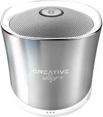 Buy <b>Creative</b> Woof 3 Portable <b>Bluetooth Speaker</b> Online from ...