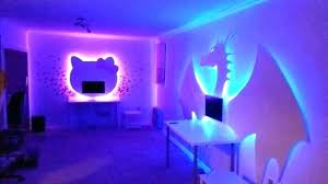 Led Light Strips For Room Mesmerizing Led Lighting Ideas For Bedroom Bedroom Led Light Strips Led Light