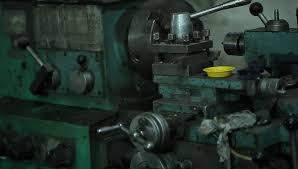 lathe machine operations video. lathe - hd stock video clip machine operations