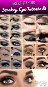 smokey eyes tutorials