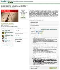 ddt and malaria essay ddt and malaria essay