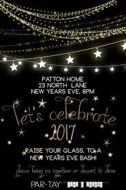 new year s template free new years party invitation new years eve invitations