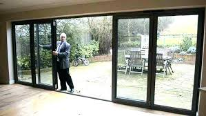 cost to install patio door install sliding glass doors how much does