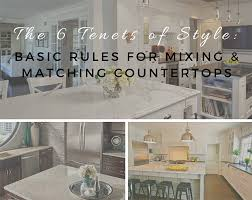 kitchen countertops should deliver loads of practicality and panache but not all materials were created equally when it comes to choosing countertops