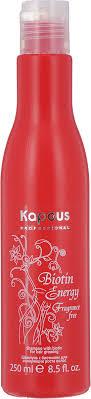 Kapous Professional <b>Шампунь с биотином</b> для укрепления и ...