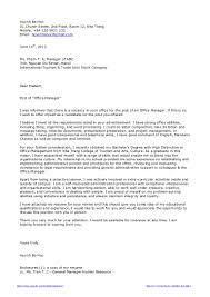 Cover Letter For Fresh Graduate Inenx