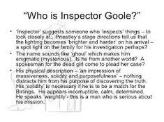 an inspector calls revision by wmarauder via slideshare changing  image result for an inspector calls