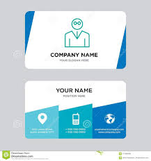 Teacher Business Card Design Template Visiting For Your