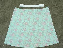 Simple Skirt Pattern Custom The Everyday Skirt Simple Sewing Tutorial It's Always Autumn