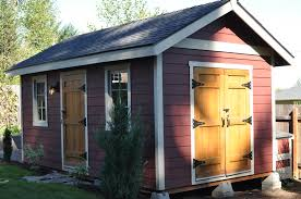 backyard office pod i mean look at those beautiful doors so darn cute so now that backyard home office pod