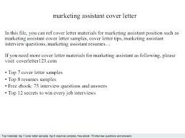Logistics Coordinator Cover Letter Cover Letter For Marketing Coordinator Logistics Coordinator Cover