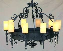 wrought iron candle chandelier australia wrought iron candle chandelier collection