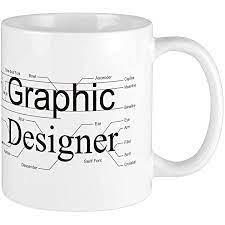 5 out of 5 stars. Amazon Com Graphic Designer Mug White Kitchen Dining