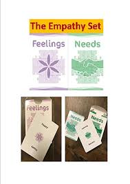 Amazon The Empathy Set Flash Cards To Express Empathy By Unique Upset Feelings Stickers