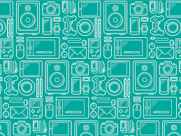 Dribbble Dribbble Thing Pattern Preview Png By Andrii Kravchenko