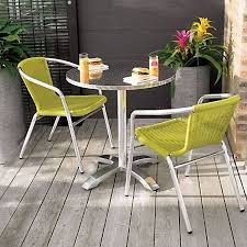 apartment patio furniture. Lime Green Affordable Modern Outdoor Furniture Beautiful Pink Yellow Decorative Flowers Round Patio Table Gray Wood Apartment
