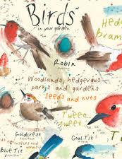 British Garden Birds Chart Open Edition Print Birds Art Posters For Sale Ebay