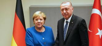 Turkey committed to improving EU relations, Erdoğan tells Merkel | Ahval