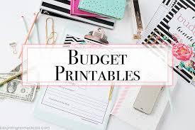 Free Printable Budget Printable Budget Binders Blooming Homestead