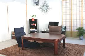 traditional coffee table designs. Asian Traditional Kotatsu Table Rectangle 105cm Walnut Color Low Modern  Heated Foot Warmer Wood Furniture Coffee Traditional Coffee Table Designs A