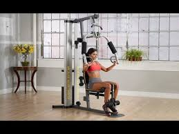 Gold S Gym Gs 2500 Exercise Chart Xr 55 Home Exercise Golds Gym Review Youtube