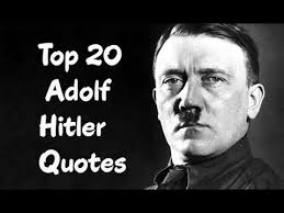 Hitler Quotes Adorable Top 48 Adolf Hitler Quotes Author Of Mein Kampf YouTube